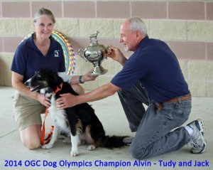 1 Olympics Champ Alvin